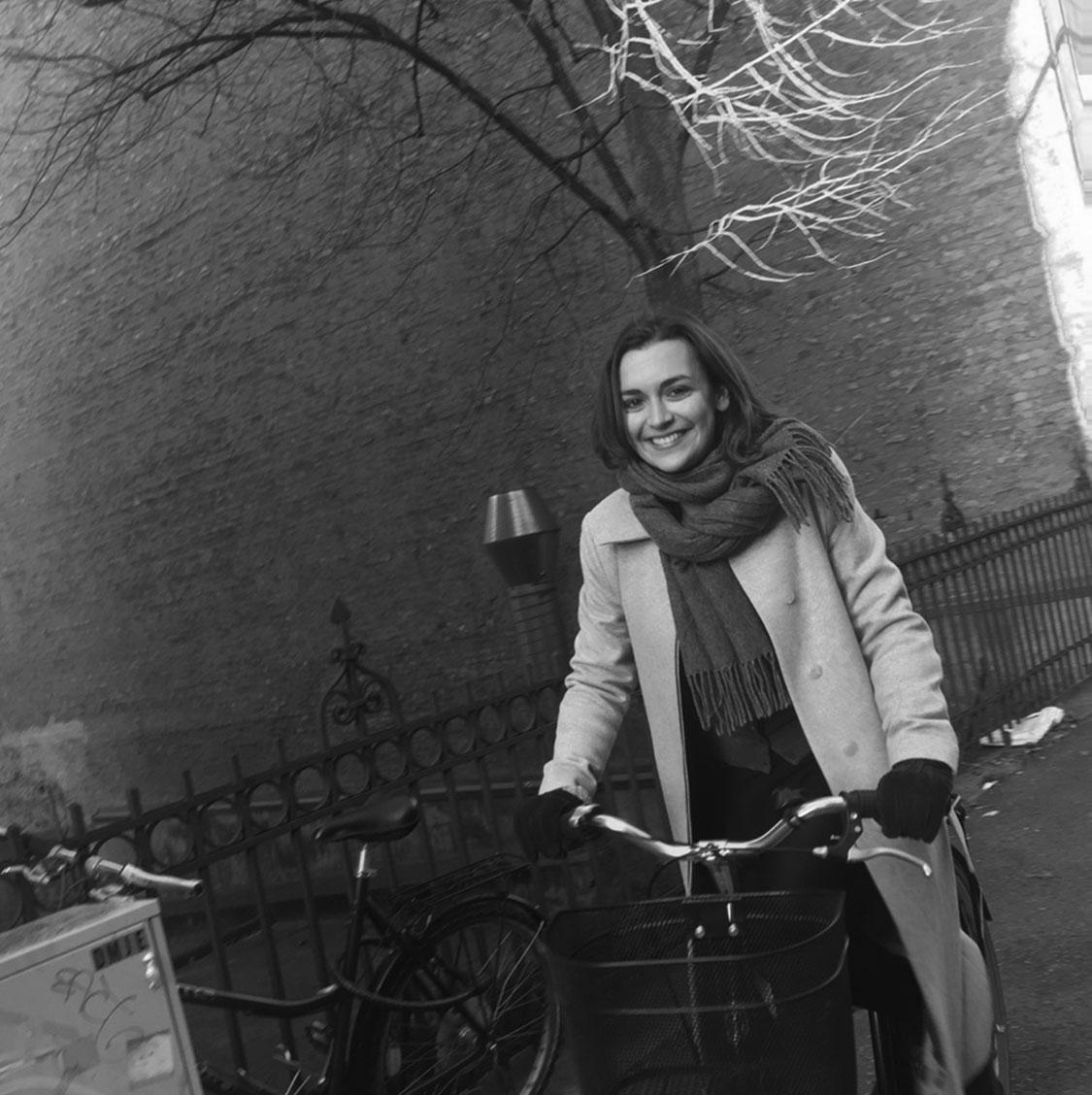 Julie-sykkel
