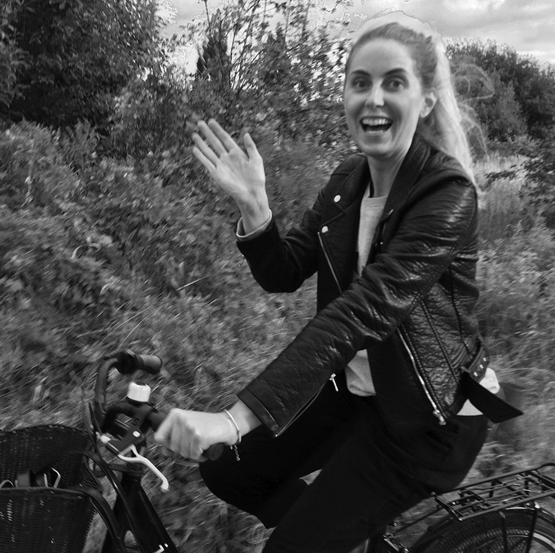 SIRI-på-sykkel