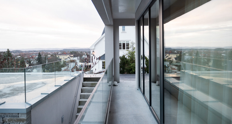 Terrasse-Platå