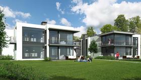 JSV7-illustrasjon hage og boliger