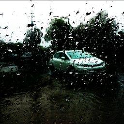 Rainy eid