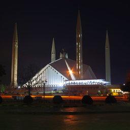 Shah faisal masjid