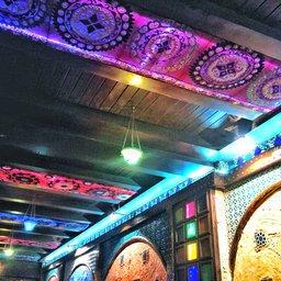 Qabail restaurant interior