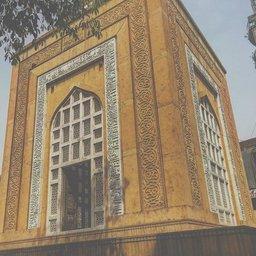 Mausolem of sultan Qutb Ud Din Aibak, Anarkali Lahore /
