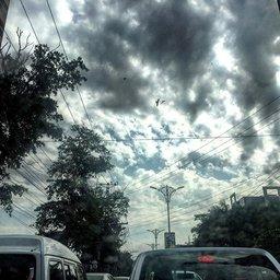 The sky never fails to amaze me.