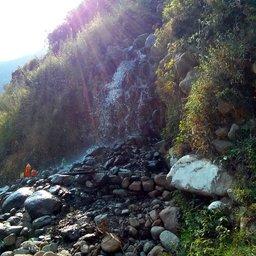 Waterfall kalaam