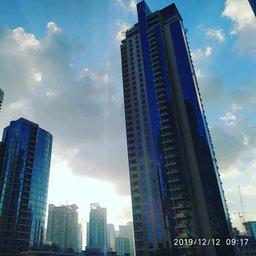 Skyscraper dubai