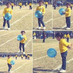 Baby's sportsdayy. ✨