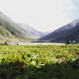 The magnificent saifulmalook lake