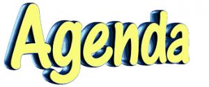 agenda picture