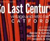So Last Century Vintage and Retro Fair Comes to Catford