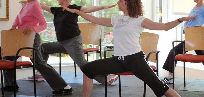 Catford Chair Based Yoga Classes