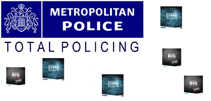 Catford South Metropolitan Police – Scams and Burglaries