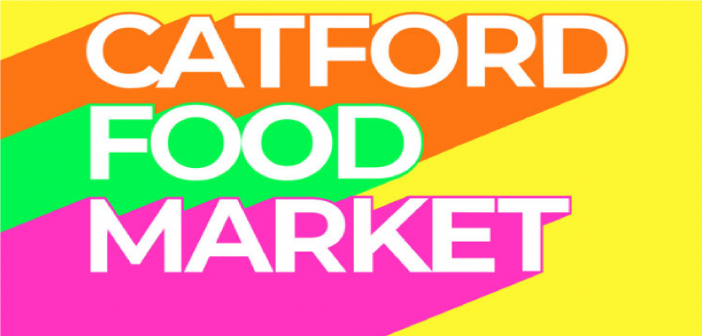 Catford Food Market – Launching Sunday 25th May 2018