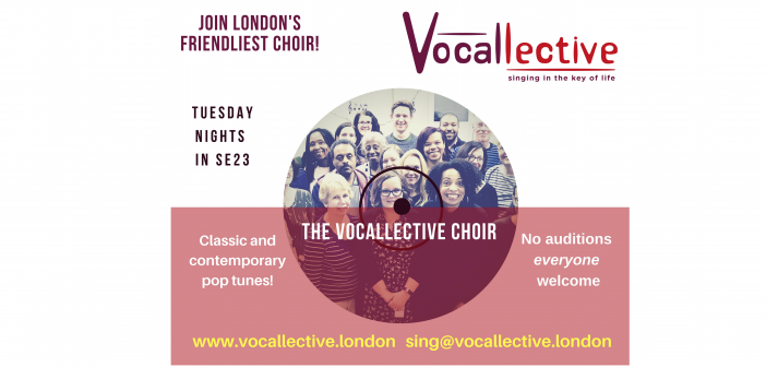 Vocallective Open Night 3rd July 2018