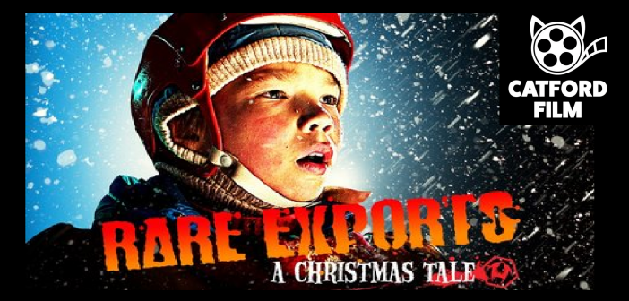 Catford Film present… Rare Exports – A Christmas Tale