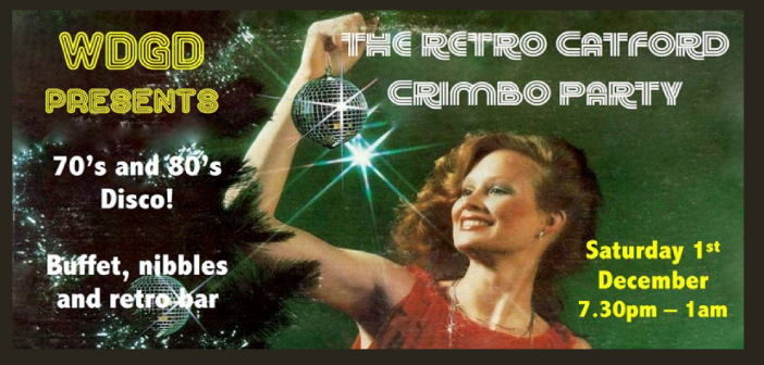 Retro Catford Crimbo Party – We Do Good Disco – Broadway Theatre