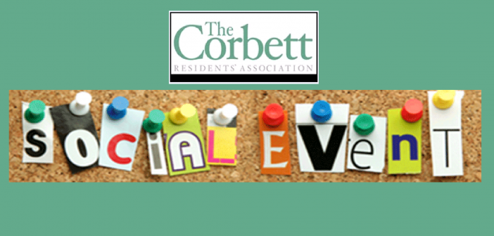 Corbett Resident Association (CRA) Social Event