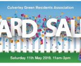 Culverley Green Yard Sale Event