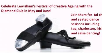 Diamond Club Celebrate the Lewisham Festival of Creative Ageing
