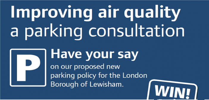 Parking Consultation to Improve Air Quality