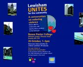 Community-led Conversation on Reducing Violence in Lewisham Saturday 26th October