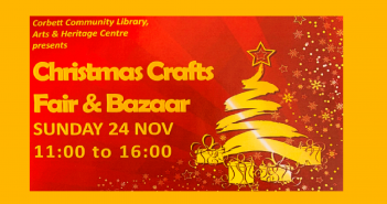Catford Christmas Craft Fair – Corbett Community Library