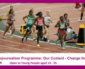 Our Content – Change the game! Exciting new photojournalism programme