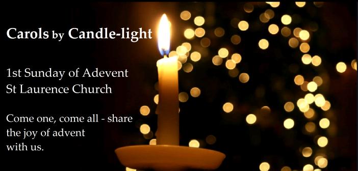 Advent Carol Service – St Laurence Church