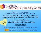 Dementia Friendly Choir – Come and Sing