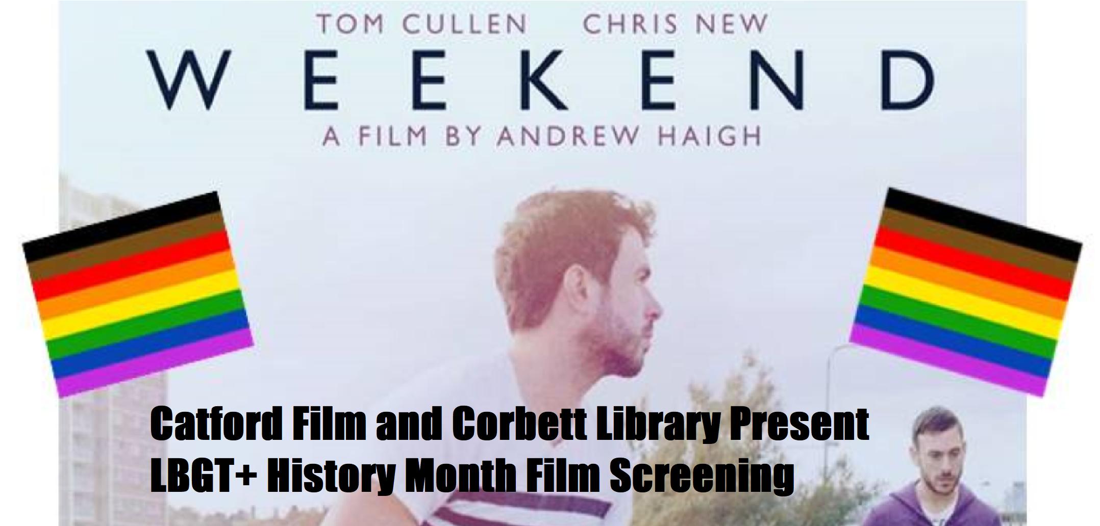 Catford Film Screening – Friday 21 February 2020