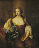 Portrait of a Lady with an Orange