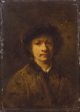 Portrait of Rembrandt