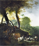 Landscape with Animals