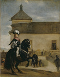 Prince Baltasar Carlos in the Riding School