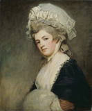 Mrs Mary Robinson