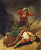 The Death of the Brigand