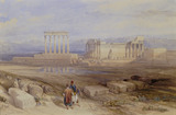 Baalbec: the Temple of Jupiter