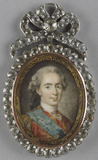 Louis XVI as Dauphin, after L.M. Van Loo