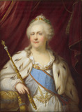 Catherine II, Empress of Russia, after Levitsky