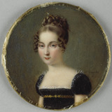 Louise, daughter of Charles-Ferndinand, duc de Berri, called