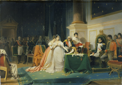 The Divorce of the Empress Josephine