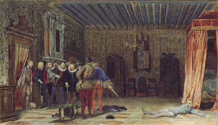 The Assassination of the duc de Guise