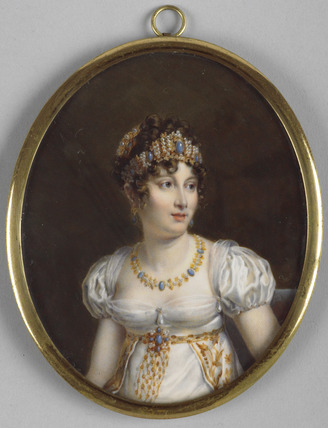 Caroline Bonaparte, Queen of Naples, after Gérard