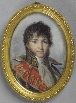Joachim Murat, King of Naples, after Isabey