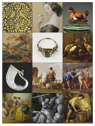 12 Days of Christmas at the Wallace Collection