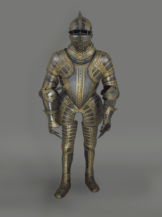 Armour of Sir Thomas Sackville, Lord Buckhurst