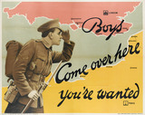 'Boys Come over here you're wanted', 1915