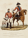 Staff of the Army, 1812