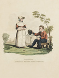 Children of the Royal Military Asylum, Chelsea, 1812